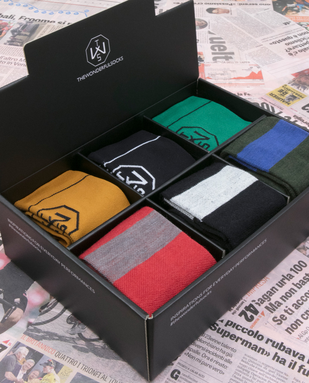 The original socks GIFT BOX