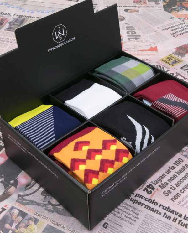 The ride socks GIFT BOX