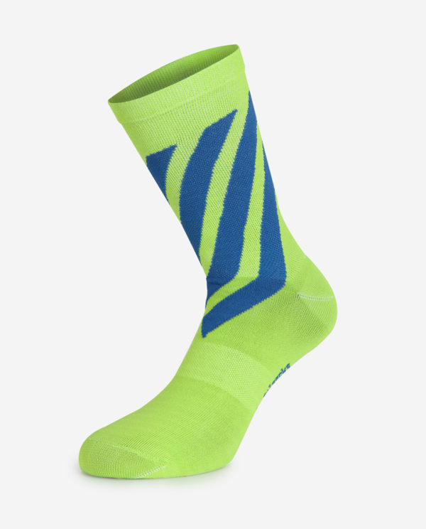 the wonderful socks cycling stripe